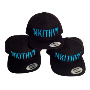MKITHVY-Snapbacks-black